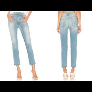 Mother jeans the dazzler ankle sz 29 $258